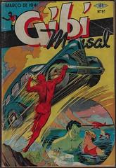 Gibi Mensal Brazil 1940 - 1951