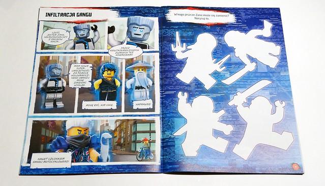 RECENZJA LEGO NINJAGO Synowie Garmadona 2