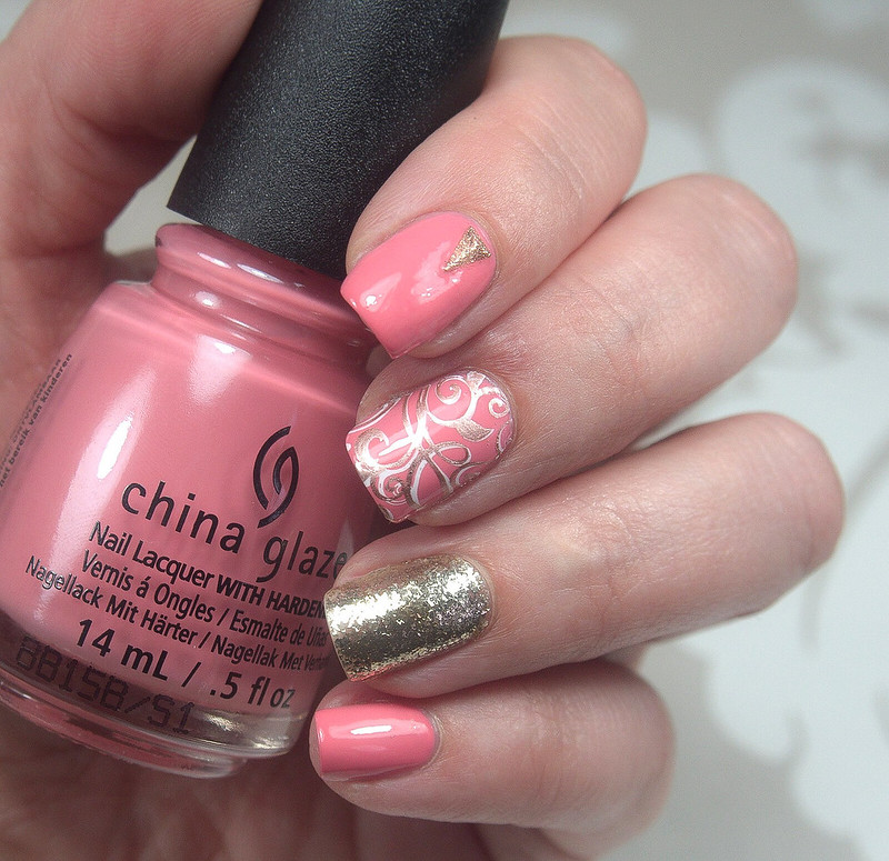 China Glaze Can´t Sandal This