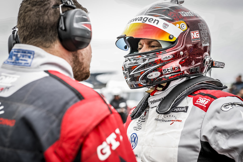 HUFF Rob (GBR), Sebastien Loeb Racing, Volkswagen Golf GTI TCR, portrait during the 2018 FIA WTCR World Touring Car cup of Nurburgring, Germany from May 10 to 12 - Photo Florent Gooden / DPPI
