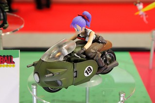 Dragon Ball Figure Rise Mechanics Bulma Variable No.19 Bike Info announced!