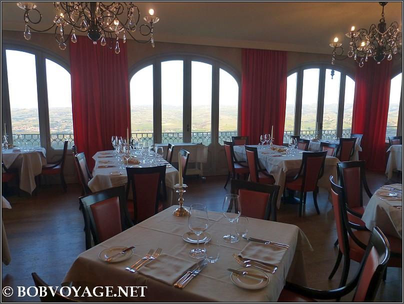 מסעדת Bovio ב- פיימונטה (Piedmont)