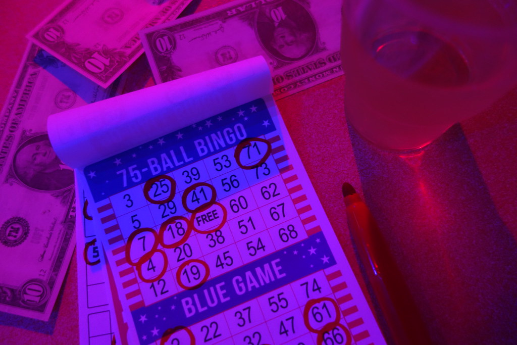 Bingo Academy at the Vaults, Waterloo
