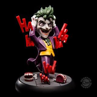 可愛又瘋狂!! Quantum Mechanix Q-Fig 系列《蝙蝠俠:致命玩笑》小丑 The Killing Joke Joker Q-Fig