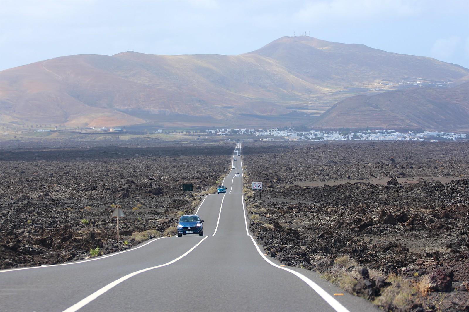 Lanzarote Timanfaya | Tulinen luonnonpuisto
