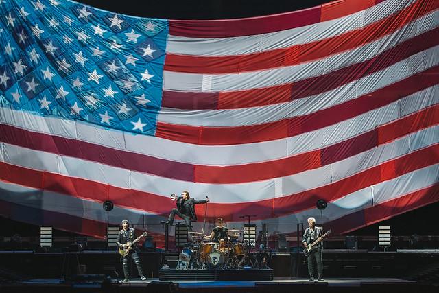U2 in Tulsa 5/2/2018