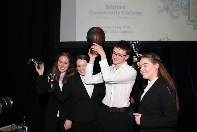 Winners of Concern Debate 2017-18