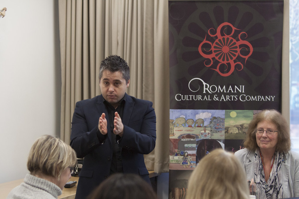Gypsy, Roma & Traveller Report Launch January 2015