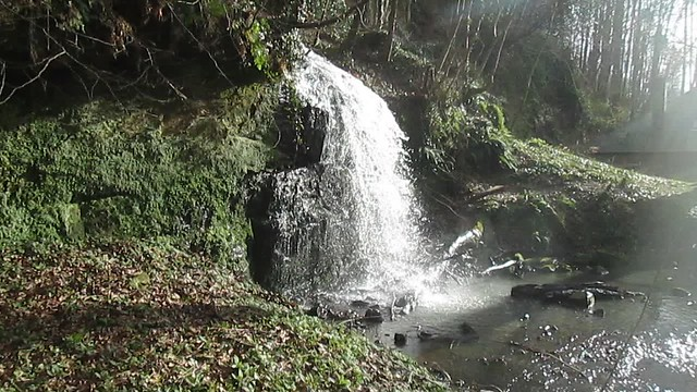 Video of Waterfall at Kemback