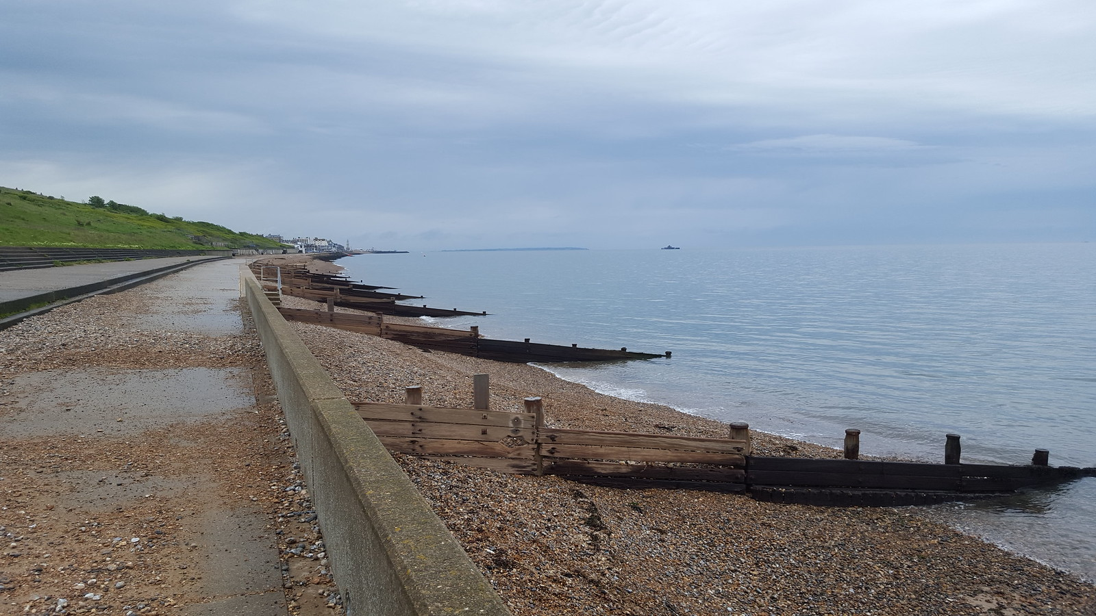 Birchington to Herne Bay walk