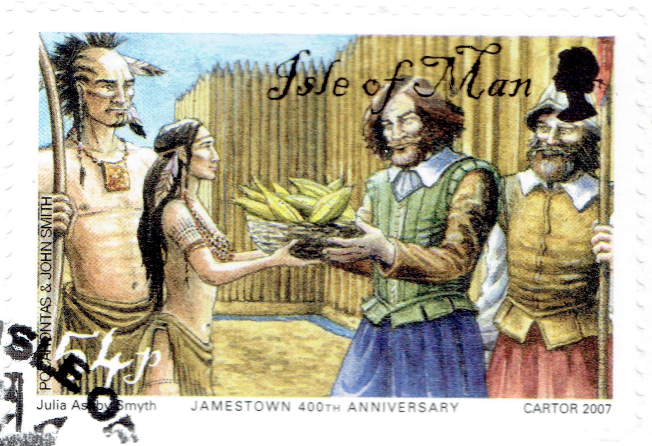 Isle of Man - Scott #1205 (2007)