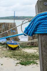 Cordages pour maintenir les petits bateaux ⛵️