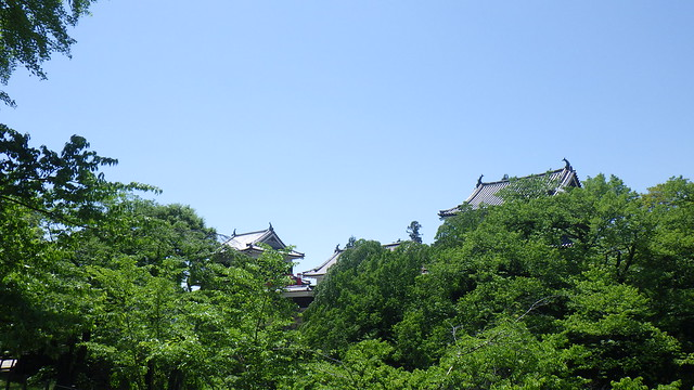 Ueda Castle Ruins
