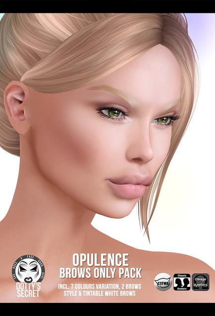 Dotty's Secret - Opulence - Brows Pack