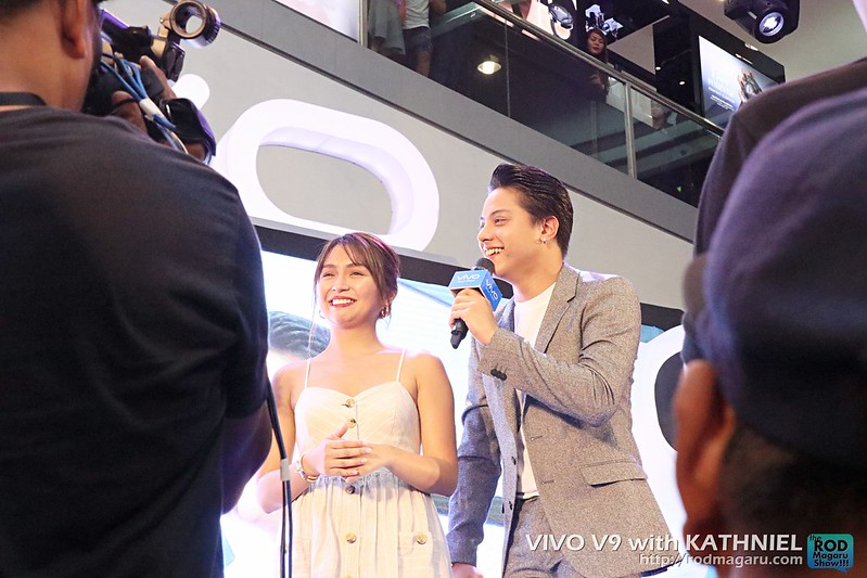 VIVO V9 KATHNIEL 38 ROD MAGARU