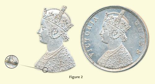 1862 Rupee variety