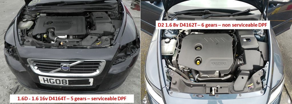 V50: - DPF Problems - Volvo Owners Club Forum