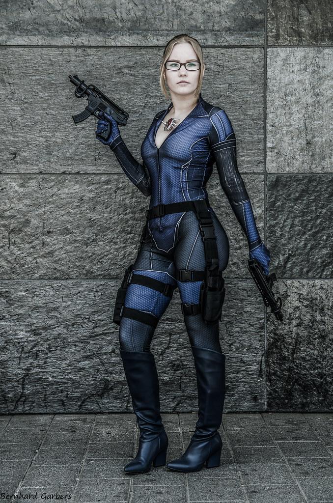 Jill Valentine Cosplay Resident Evil Hanami Con Me Flickr