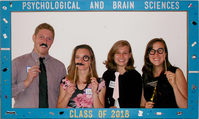 2018 Senior Celebration Reception - Fun Photos