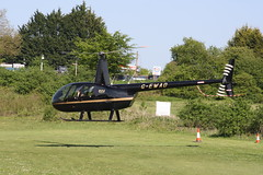 G-EWAD Robinson R44 [12296] Popham 050518