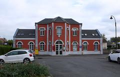 La gare de Picquigny
