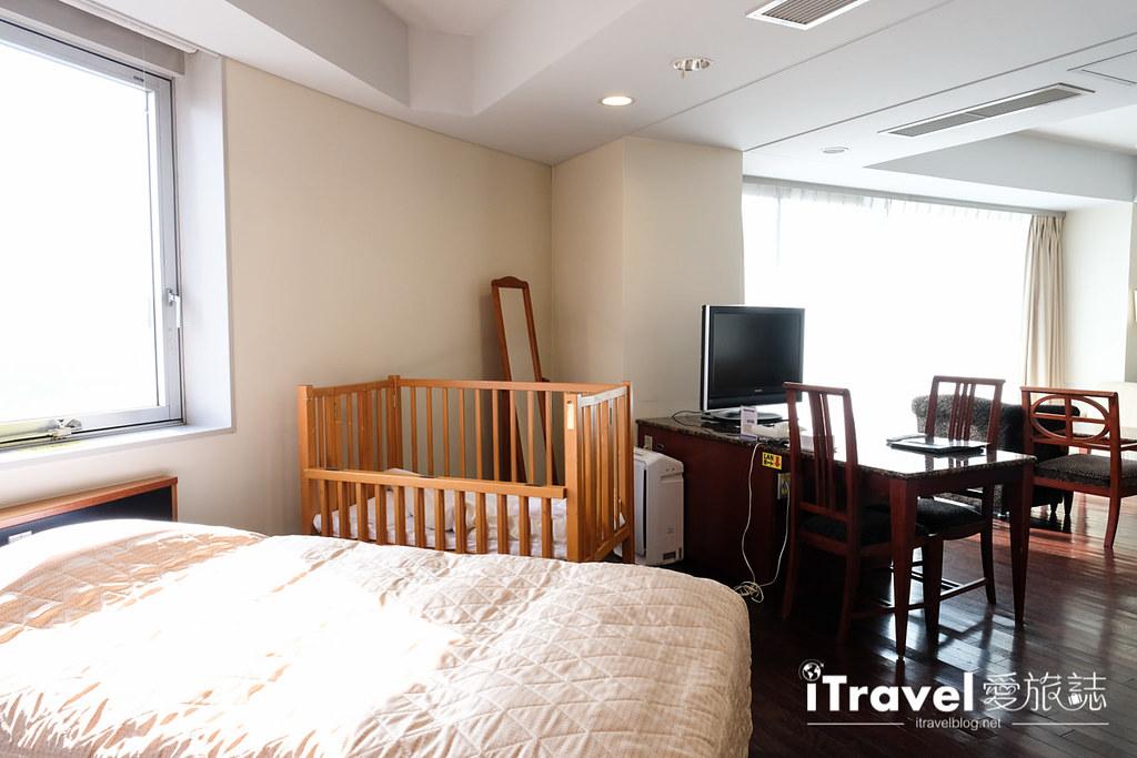 福冈饭店推荐 The Residential Suites Fukuoka (19)