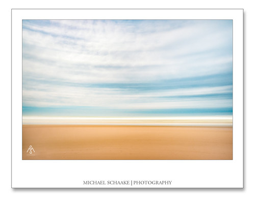 SEASCAPES #3 - WHEN TIME FLIES | by Michael Schaake | Photographer