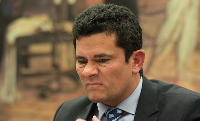 """O juiz Sérgio Moro, que """"importou"""" para o Brasil práticas legais norte-americanas na operação Lava Jato - Créditos: Lula Marques"""