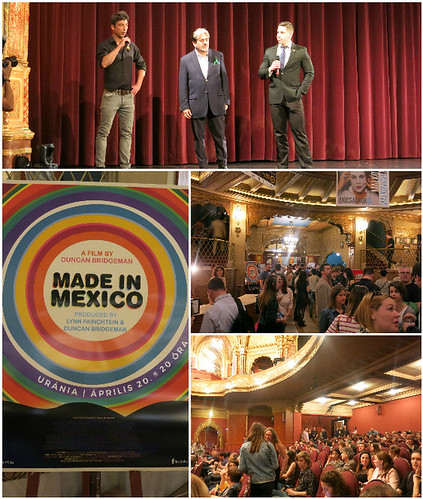 """Documental """"Hecho en México"""" se exhibe por primera vez en Hungría"""