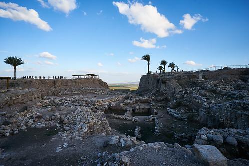 megiddo hazafon israel salomon pferdeställe
