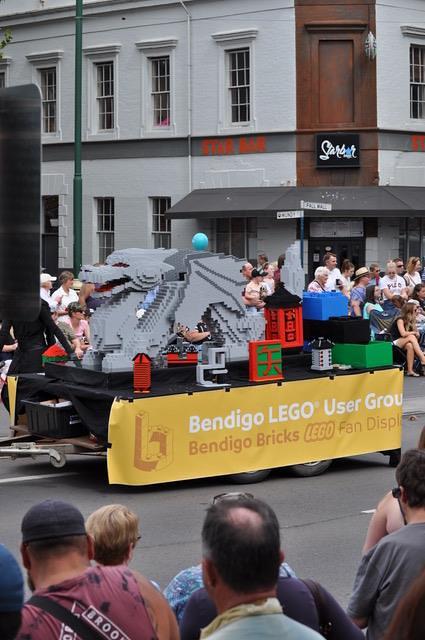 Bendigo Easter Parade 2018