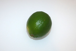 09 - Zutat Limone / Ingredient lime