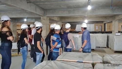 Visita Técnica Engenharia Civil