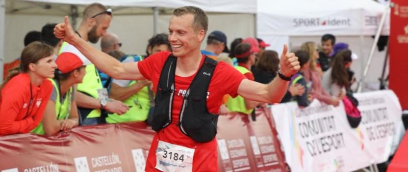 Čípa devátý na Mistrovství světa v trailu