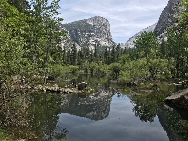 2018 Yosemite - Day 3 - Mirror Lake