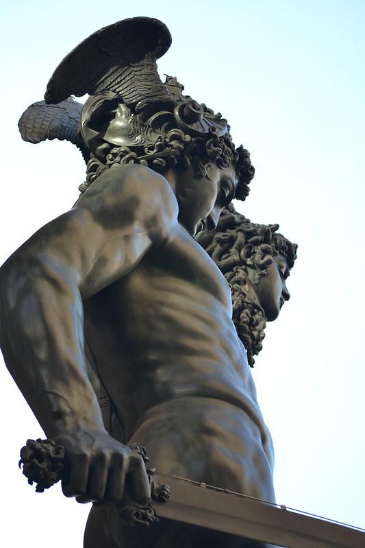 Perseo Piazza della Signoria