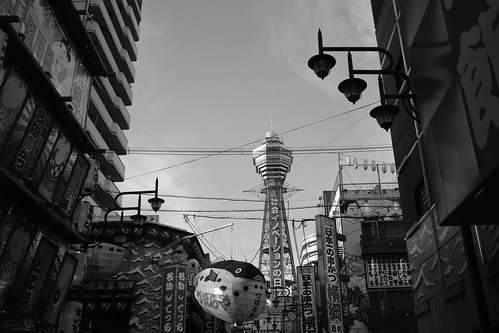 Tsutenkaku in afternoon on 20-05-2018 (4)