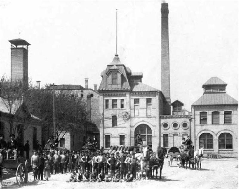 gettleman-brewery