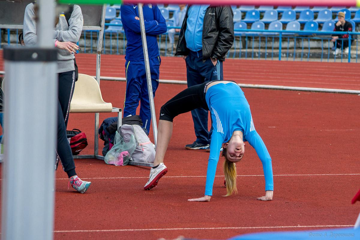 Фотографии. Відкритий чемпіонат області з легкої атлетики серед юнаків та дівчат (2001-2005 р.н.) (V-VІ)