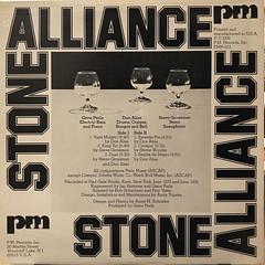 STONE ALLIANCE:STONE ALLIANCE(JACKET B)