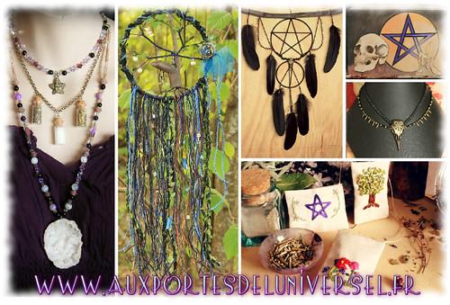 Aux Portes de l'Universel participe au collectif éphémère We are all witches