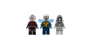 76109 - The Minifigures
