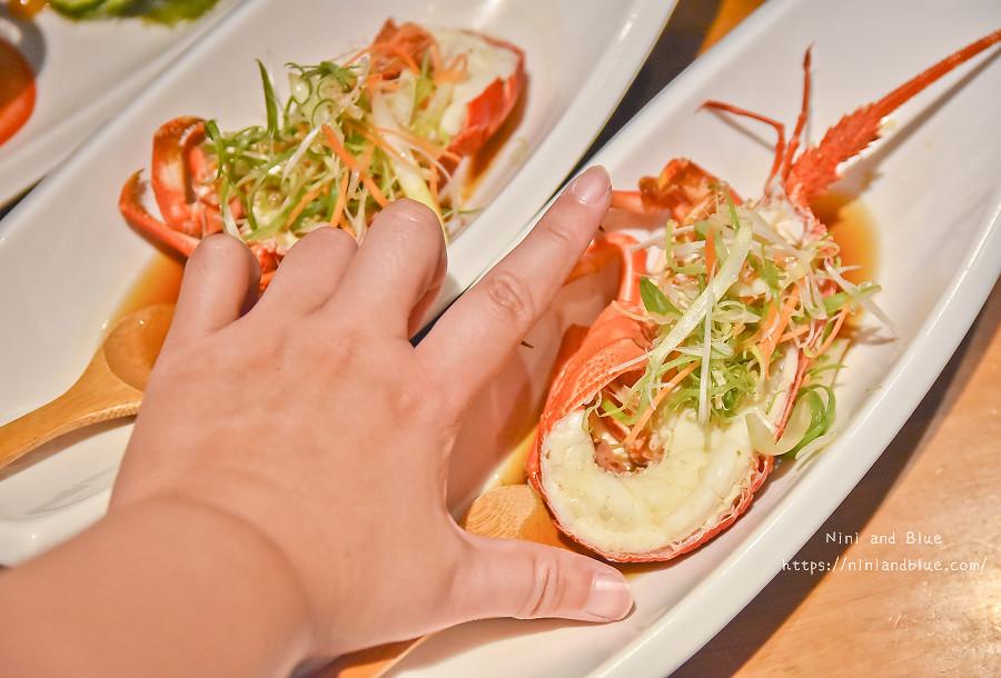 水森水產價格菜單 台中高檔生猛海鮮龍蝦餐廳15