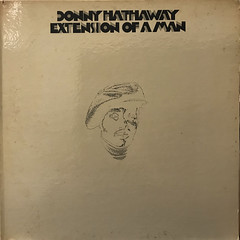 DONNY HATHAWAY:EXTENSION OF A MAN(JACKET A)