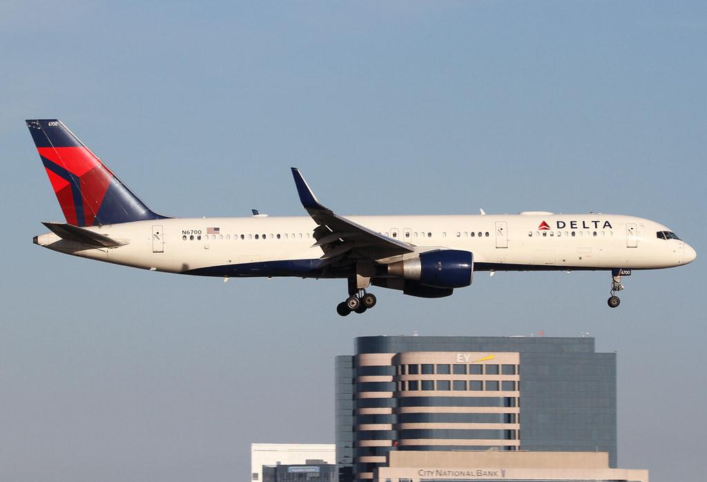 Short final for RWY20R inbound from Atlanta ATL. Delivered 09/1999.