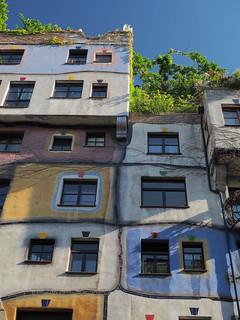Image of Hundertwasserhaus.