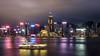 HK Skyline by Kevtsui