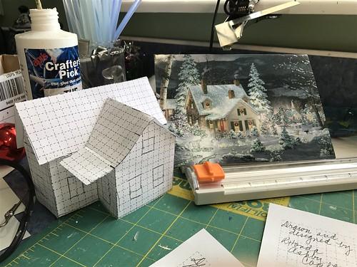 drafting a putz pattern