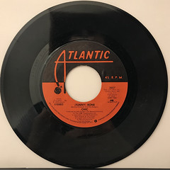 CHIC:I WANT YOUR LOVE(RECORD SIDE-B)