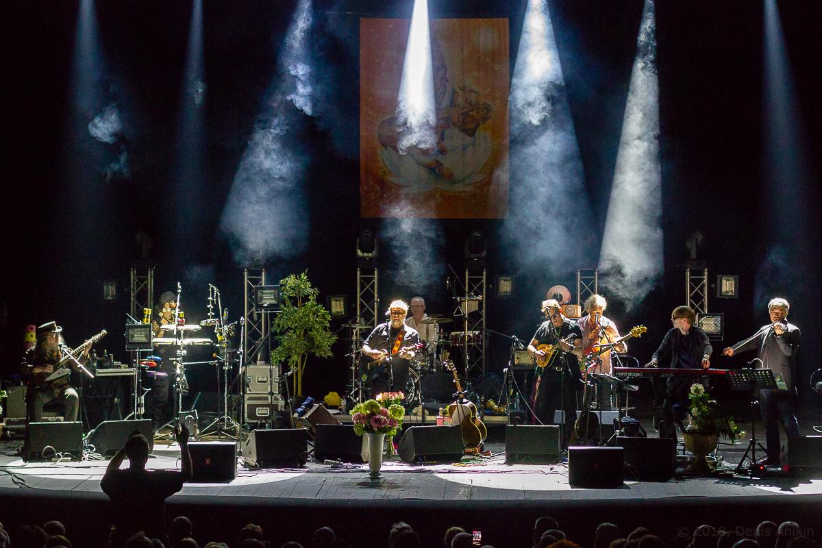 Аквариум Борис Гребенщиков БГ Саратов концерт фото 11